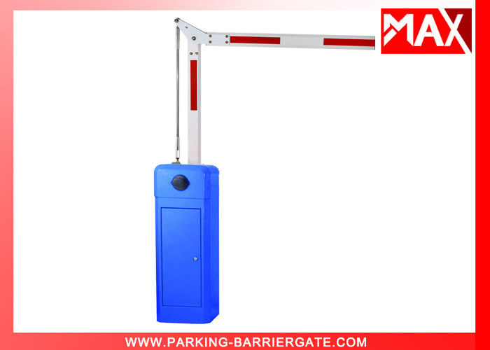 Traffic Security Barrier Gate With Fence Bar For Car Parking Lots