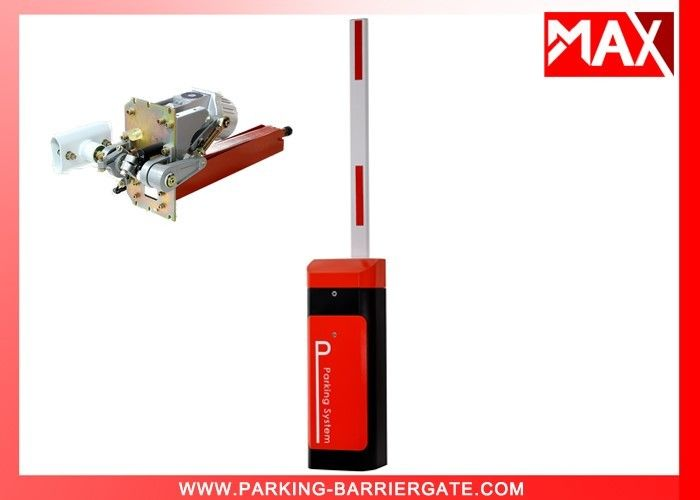 ISO Certification Automatic Parking Barrier 1400rmp Motor Rational Speed